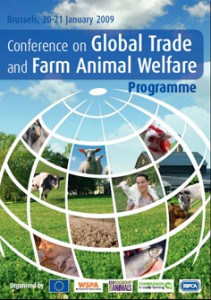 2008 Forum and 2009 Conference on Animal Welfare and Trade documents now available on European Commission website