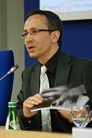 Photo: Conference Vilnius-Adolfo Sansolini