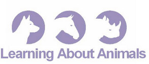 Learning About Animals logo