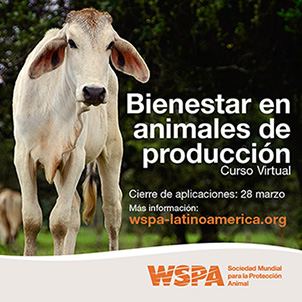 Free online farm animal welfare course (in Spanish).
